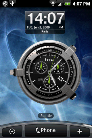 Livening-russia.ru на главном экране выберите часы.