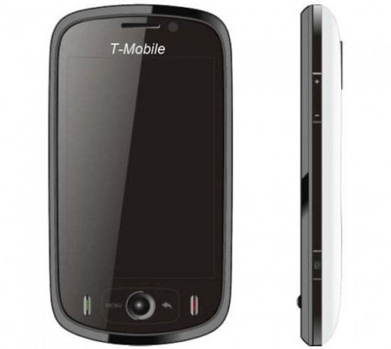 T-Mobile Pulse Front and Side