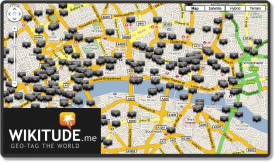 Wikitude 3 y Wikitude.Me Announced de Mobilizy
