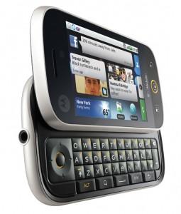 Motorola Cliq a 199 dólares en EEUU
