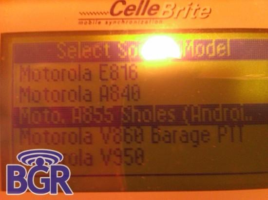 sholes-cellebrited