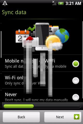 Android Htc Sense