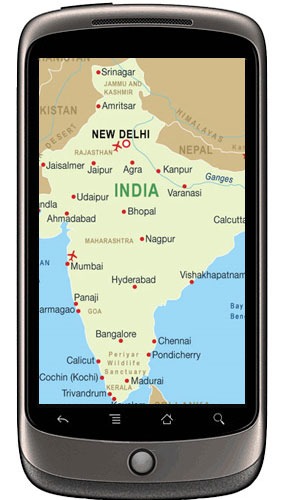 nexus-one-india
