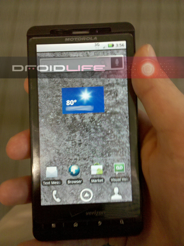 Verizon Motorola Droid Xtreme MB810 (Shadow) Pre-Release ...