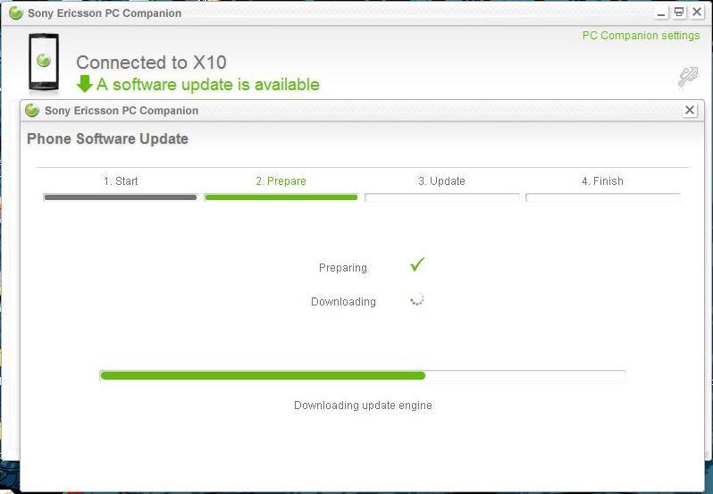 Download Sony Ericsson Pc Companion New Version