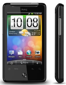 Aria Headed for HTC's Home Turf Taiwan