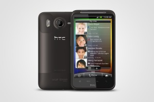HTC Desire HD_Front+Back