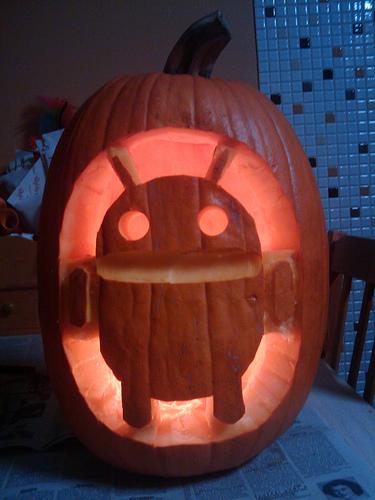 Android-pumpkin