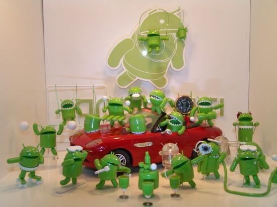 androidski