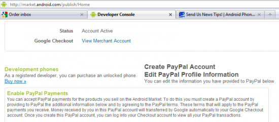 google-market-backend-paypal