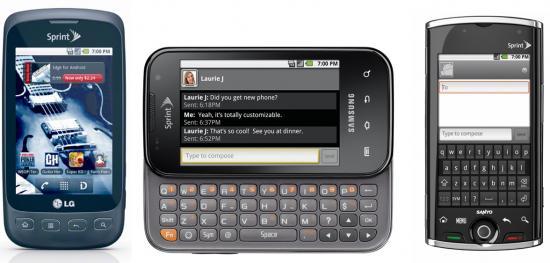 sprint phones