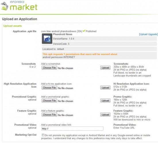 marketupload