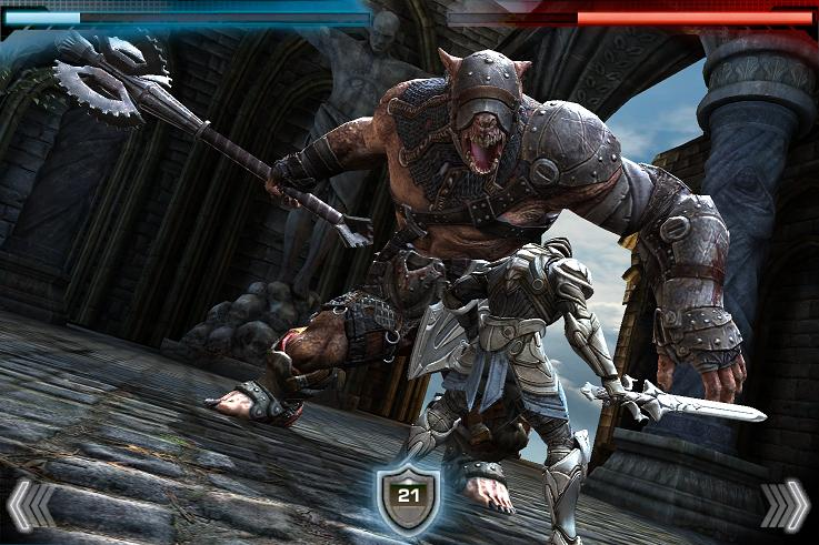 Epic: No Immediate Plans to Bring Infinity Blade to Android