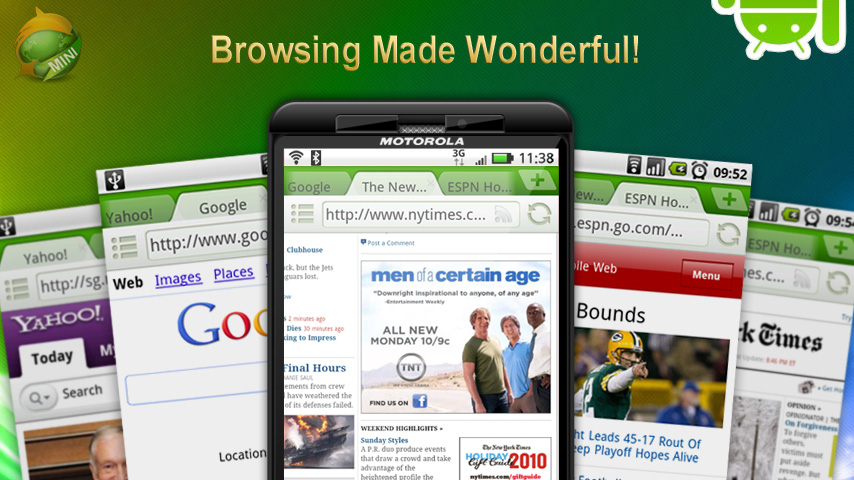Dolphin Browser Mini Emerges From Beta