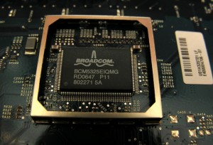 Broadcom Looking to Compete With Qualcomm With Android-Ready Chipset
