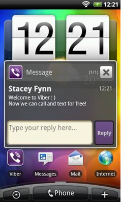 viber sign up