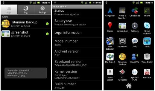 Verizon's Sony Ericsson Xperia PLAY May Soon Have Root +