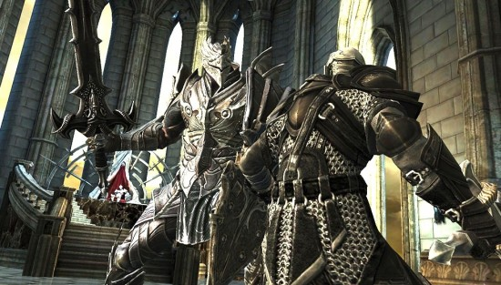 game infinity blade 2 android