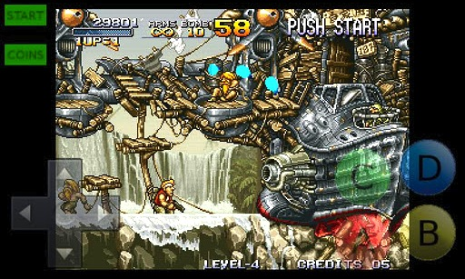 NeoDroid Brings Neo Geo Emulation To Your Android Device