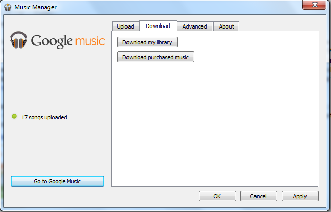 Google Finally Adds Option to Download All Songs From Google