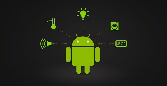 Android At Home banner