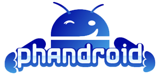Phandroid logo
