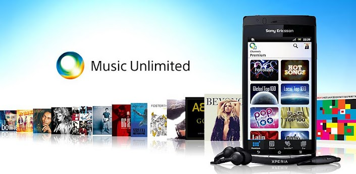 Sony Music Unlimited streaming service comes to Japan