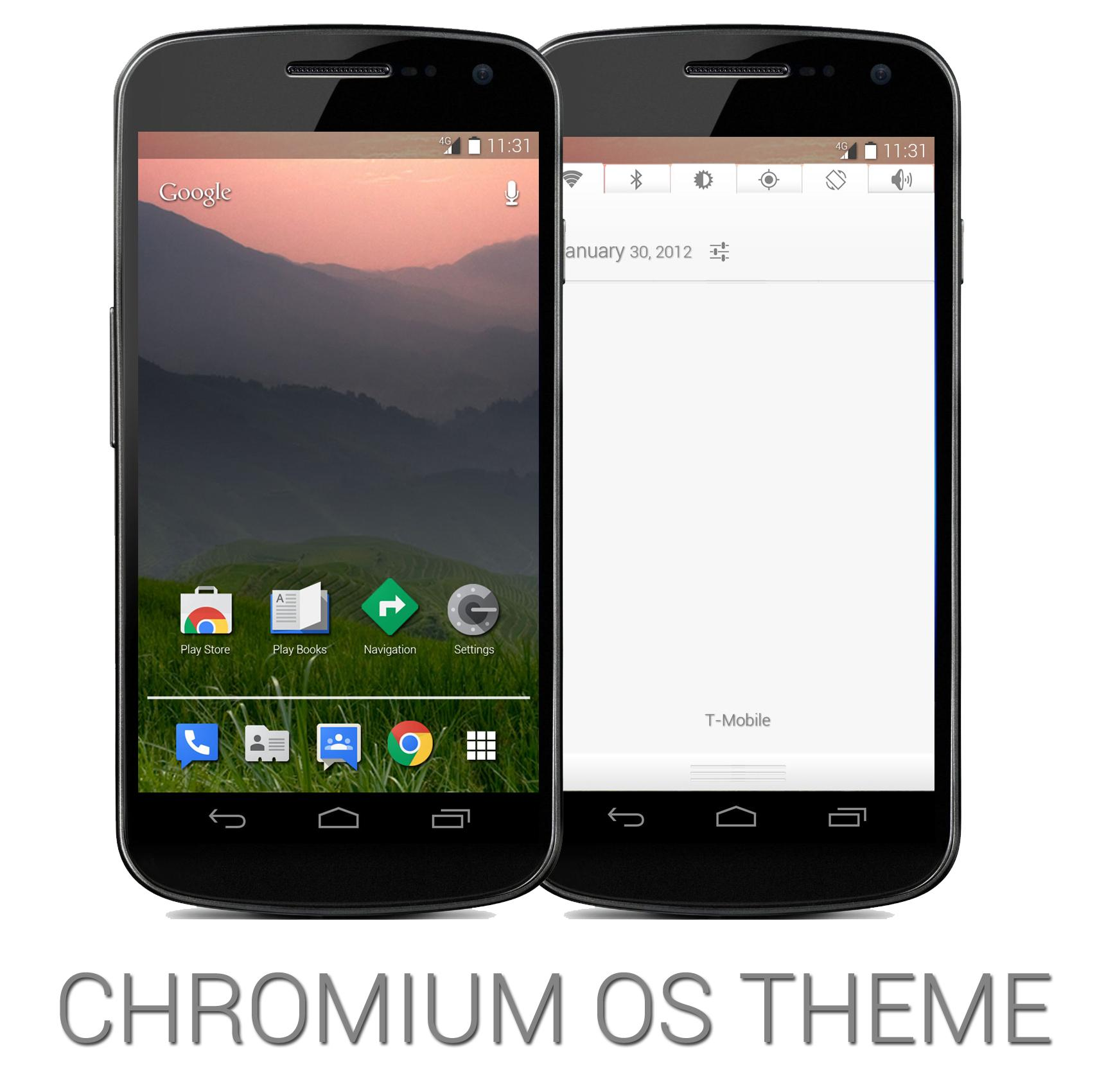 Chrome OS Converges With Android In Concept