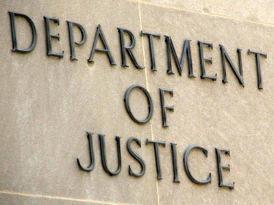 US Department of Justice cracks down on sites trafficking pirated