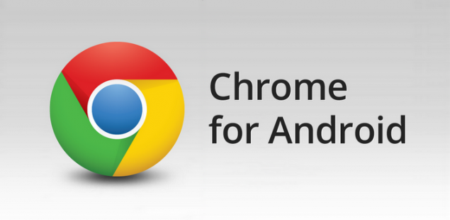 Chrome Android banner