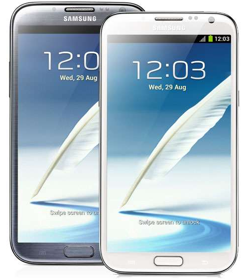 Galaxy Note 2 code hits Samsung's Open Source Release Center