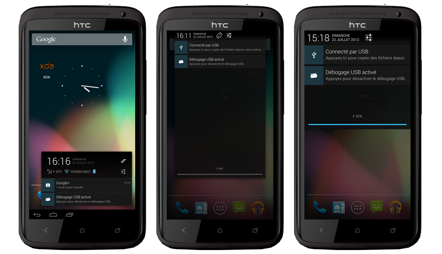 Update htc one x plus to android 4. 4 kitkat via aosp rom [how to.