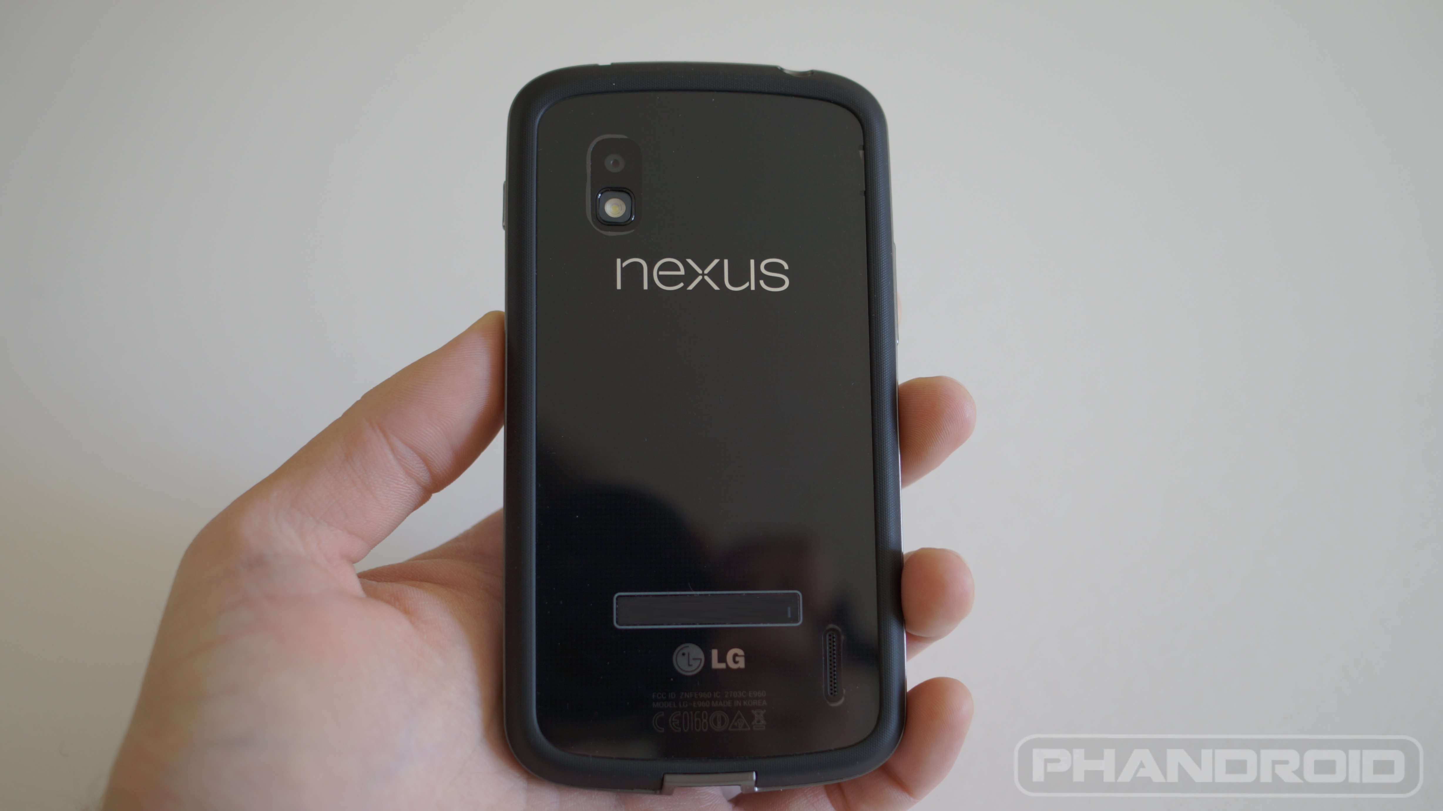 When Will The Nexus 4 Bumper Be Back In Stock