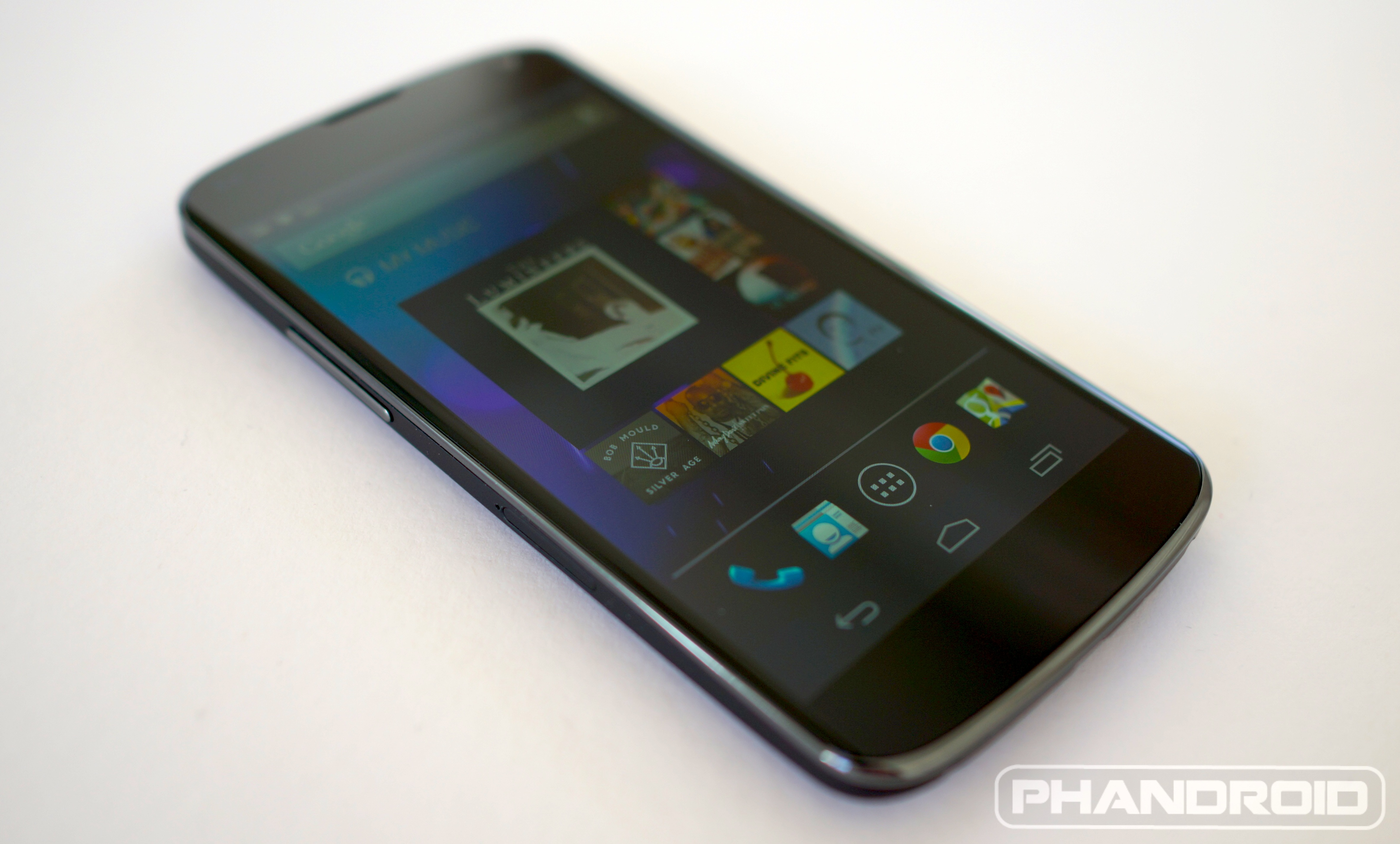 Android L spotted being used on Nexus 4 by Googlers