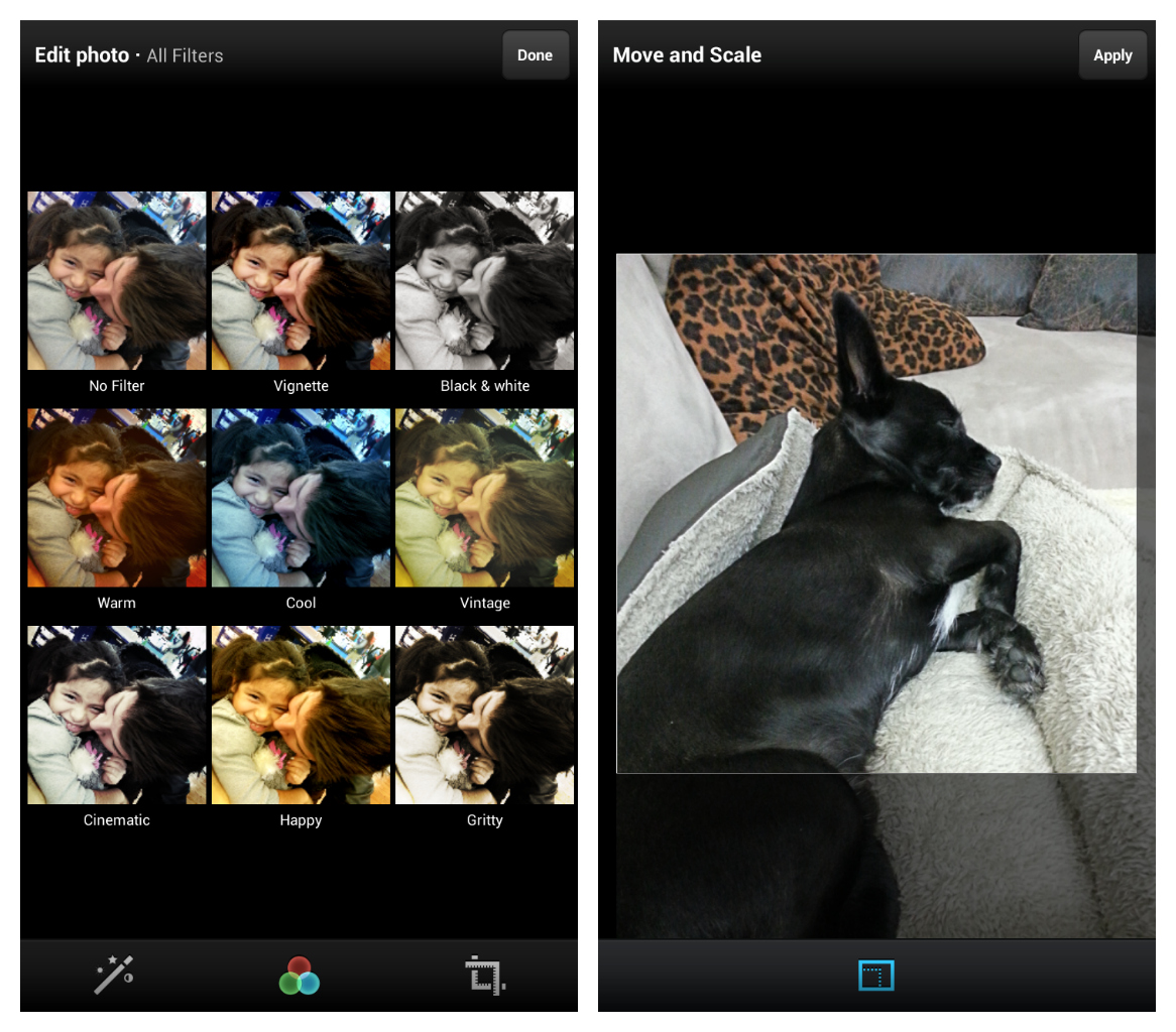 Twitter updated with Instagram-like filters, Instagram