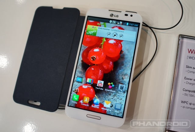 LG Optimus G Pro featured