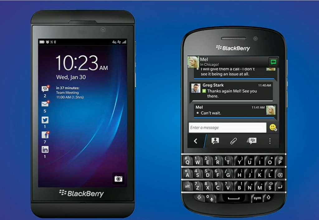 5 Blackberry 10 features Android users might already enjoy