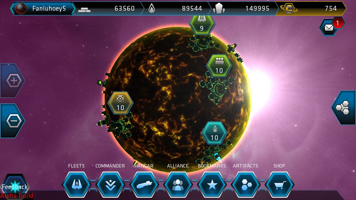 Galaxy On Fire Alliances To Bring Free Space Aged Mmo Real Time