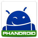 Follow Phandroid across the Internet to stay up to date