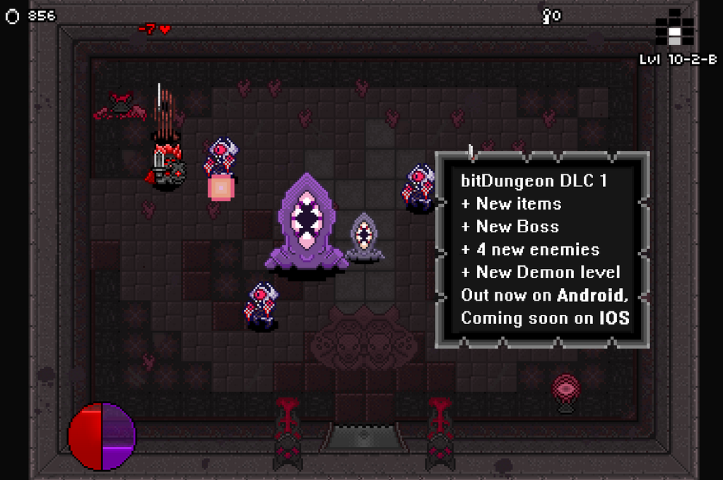 Review: Bit Dungeon, a punishing roguelike dungeon crawler