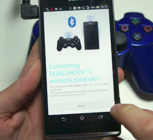 Sony Xperia Devices Will Soon Support PlayStation 3