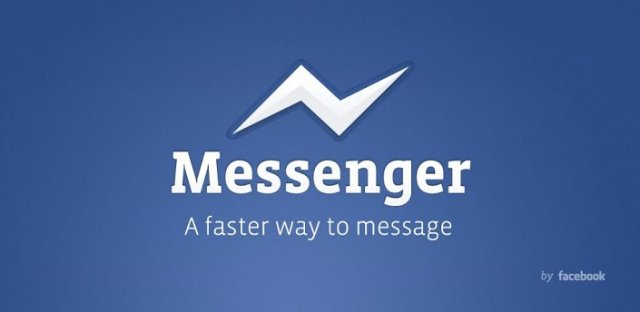 Facebook Messenger banner