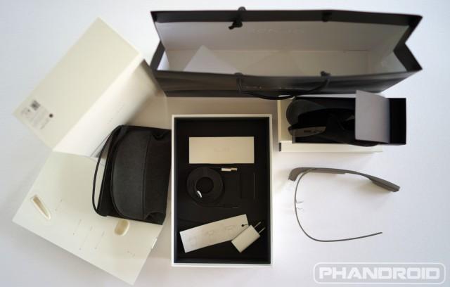 Google Glass Explorer Edition unboxing DSC00027