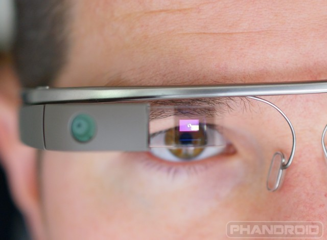 Google Glass XE5 software update