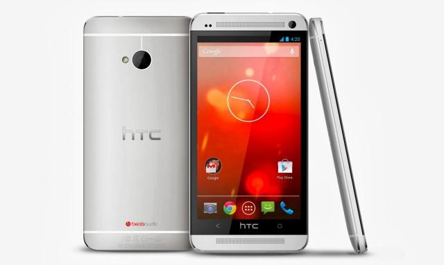 Nexus Experience HTC One the Google way