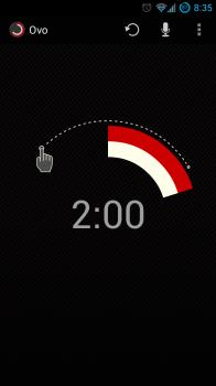 Ovo Timer Screenshot