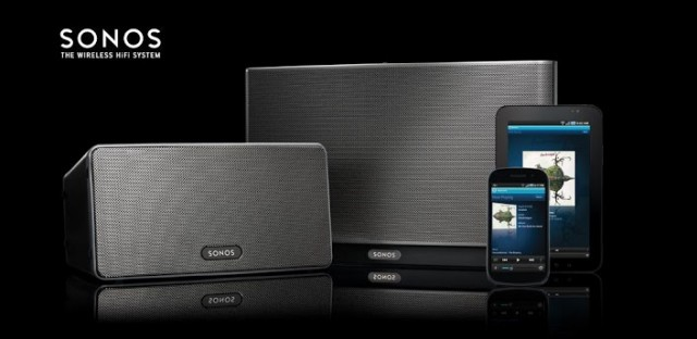Sonos Controller for Android update brings Spotify features