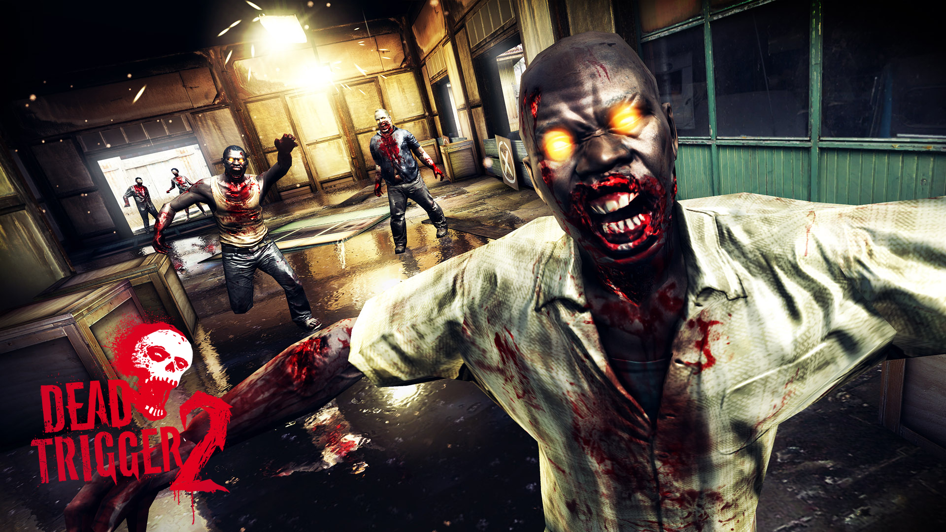 Download Dead Trigger 2 And Start Killing Zombies Now