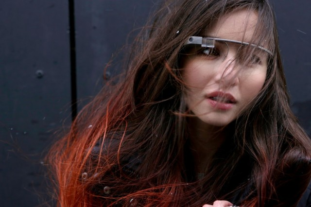 Amanda Google Glass - 2