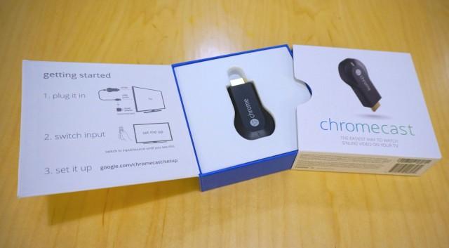 Chromecast-peeking